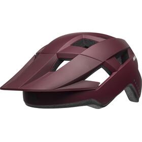 Bell Spark MIPS Naiset Pyöräilykypärä , ruskea/punainen